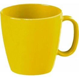 """Tasse obere """"Colour"""" 0,23L Kunststoff PBT  gelb"""