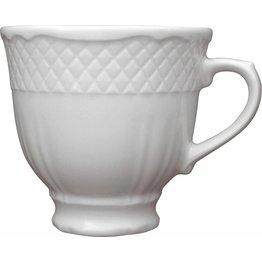 "Hotelporzellan ""La Reine"" Tasse Obere Kaffee 0,22 L"