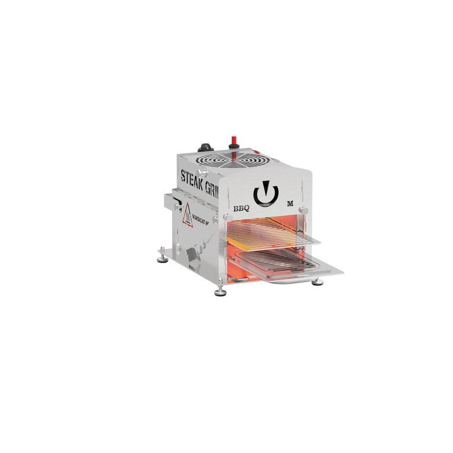 BBQ Oberhitze-Gasgrill 800°C BBQ-M