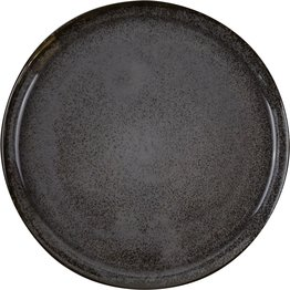 "Porzellanserie ""Spices"" Black Pepper Teller flach Ø20,4cm - NEU"