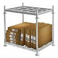 Lagereinrichtung zur flexiblen Erhöhung Ihrer Lagerkapazität