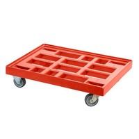 Transportroller, Kunststoff, 810x610x150mm