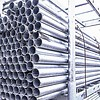 Rohre für Stapelgestelle, feuerverzinkt, 1680 mm lang