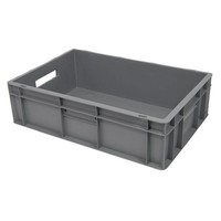 Eurobehälter, geschlossen, 30 Liter, 600x400x170mm