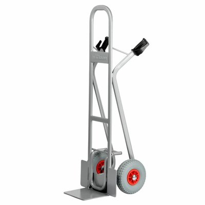 Matador Sackkarre Matador M-Easyoffloader-V4, Fußpedal, Vollgummi Reifen, 500x505x1380mm