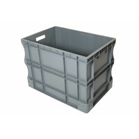 Eurobehälter, geschlossen, 90 Liter, PP-Kunststoff, 600x400x430mm