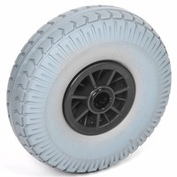 Matador Reifen für Sackkarre, PU Kunststoff, Ø 25 mm, 260x85mm