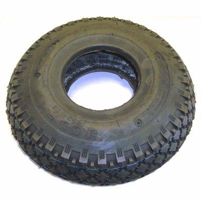 Matador Außenreifen für Sackkarren Reifen, M-890, 300-4 (260x85mm)