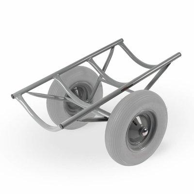 Matador Transportwagen für Teppichrollen Matador CT, grau, pannensichere Reifen