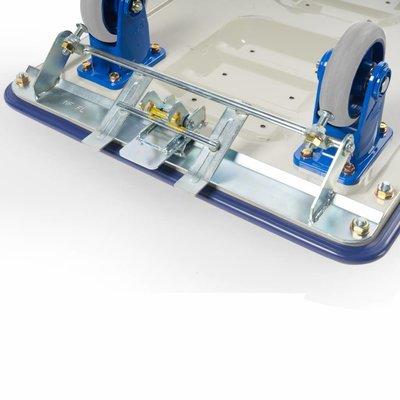 Prestar Bremssatz mit Fußsteuerung für Prestar Plattformwagen NG-401-8 Zoll