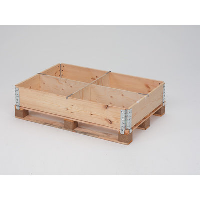 Rotom Aufsatzrahmenteiler aus Holz, verschiedene Größen, für Aufsatzrahmen 1200x800mm