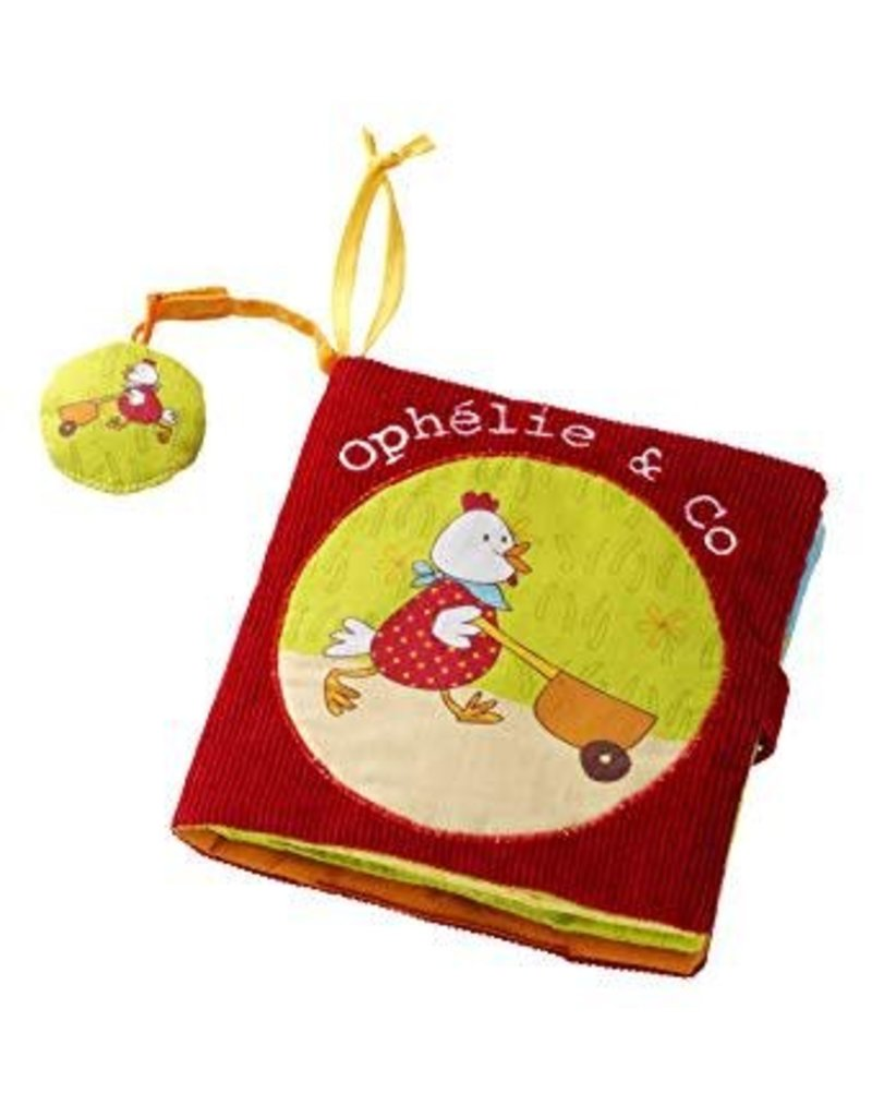Lilliputiens Livre Ophélie & Co