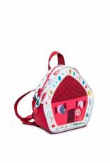 Lilliputiens Chaperon Rouge mini sac à dos