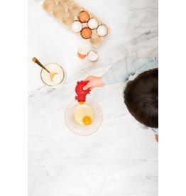 Lilliputiens Séparateur de jaune d'œuf Ophélie