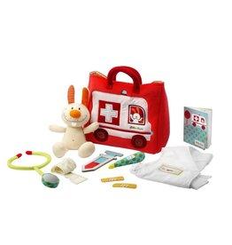 Lilliputiens L'ambulance du petit docteur