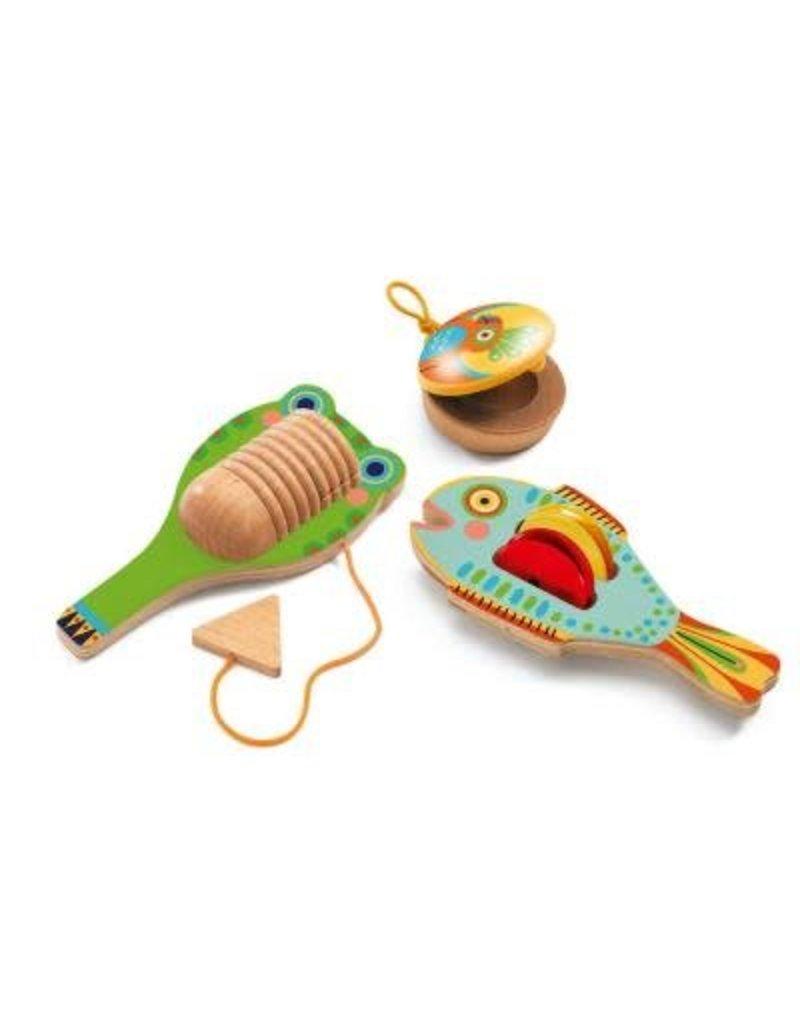 Djeco Animambo instruments