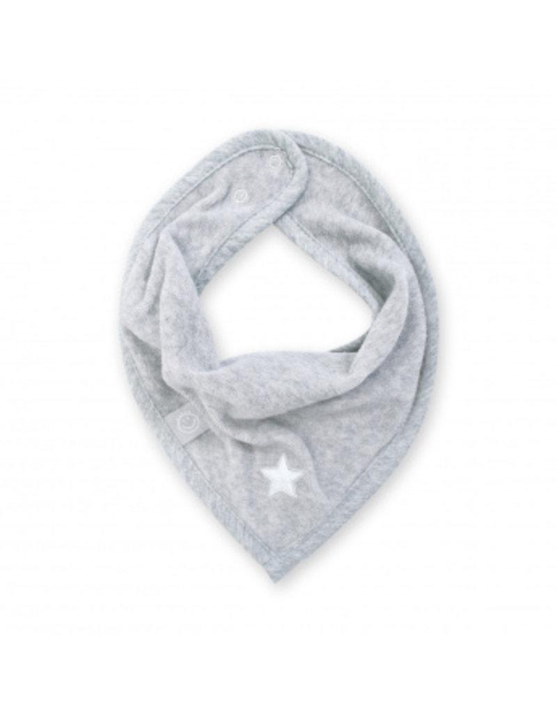 Bemini Bandana Bavoir 25 cm STARY 95 mixed grey