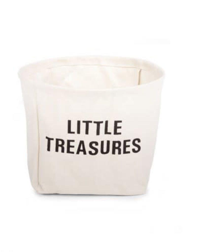 PETIT PANIER COTON KIDS LITTLE TREASURES DIA 23