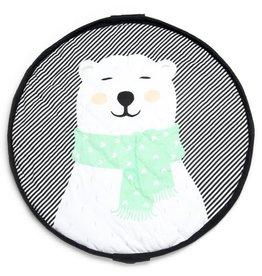 Play & go sac de rangement Polar bear