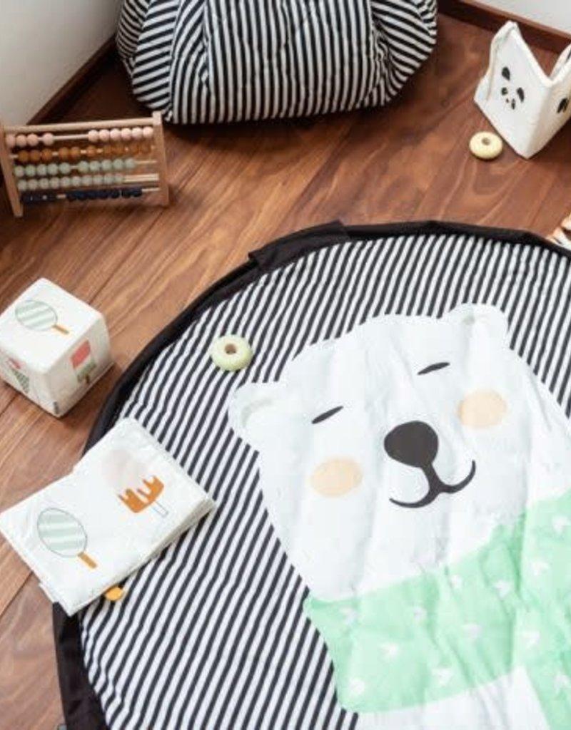 sac de rangement Polar bear