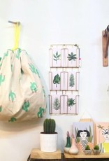 Cactus toy storage bag