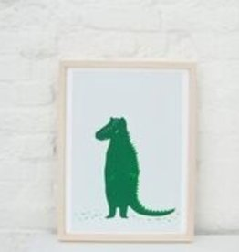 poster - Mr Crocodile - 99-215
