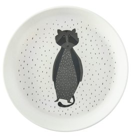 Tableware | Plate - Mr. Raccoon - 95-391