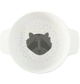 Tableware | Bowl with handles - Mr. Raccoon - 95-392
