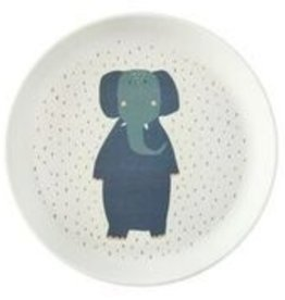 Tableware | Plate - Mrs. Elephant - 95-381