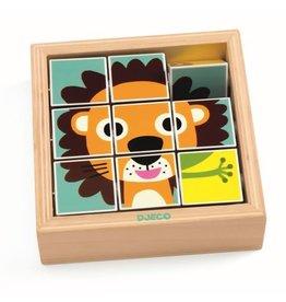 Puzzles bois
