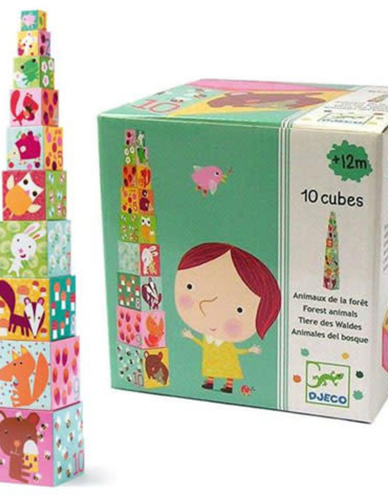 Cubes premier âge