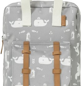 Petit sac a dos whale dawn grey