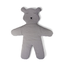 TAPIS DE JEU TEDDY BEAR 150 CM JERSEY GREY