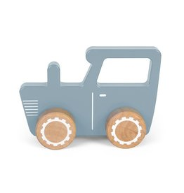Little Dutch Tracteur en bois - mint
