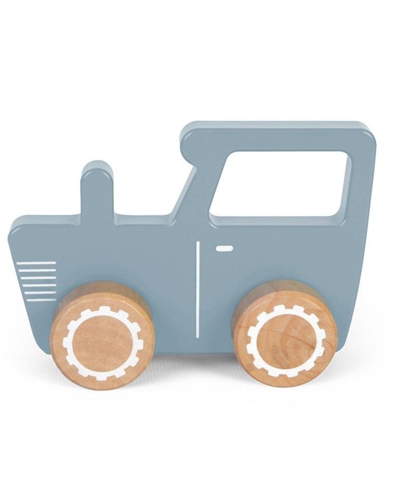 Little Dutch Tracteur en bois - mint