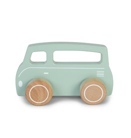 Little Dutch Van en bois - mint