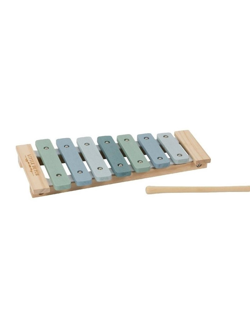Little Dutch Xylophone adventure - blue