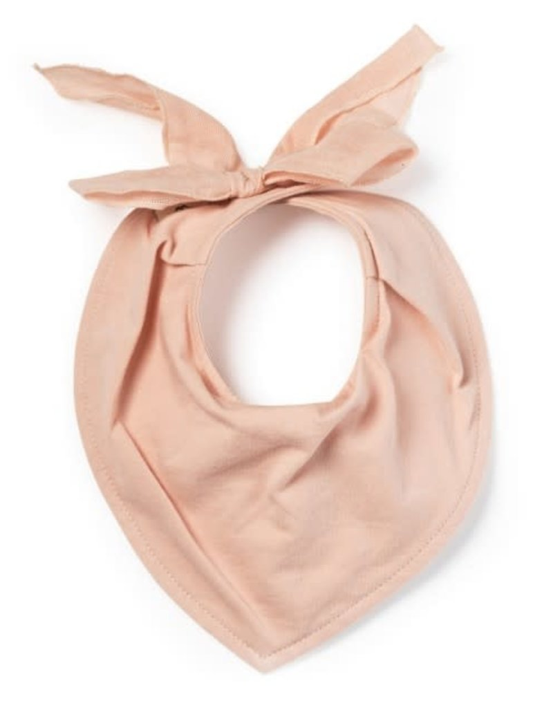 Elodie Details Bavoir bandana Powder Pink