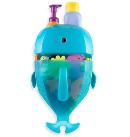 Rangement et égouttoir pour jouets de bain