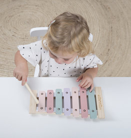 Little Dutch Xylophone en bois rose