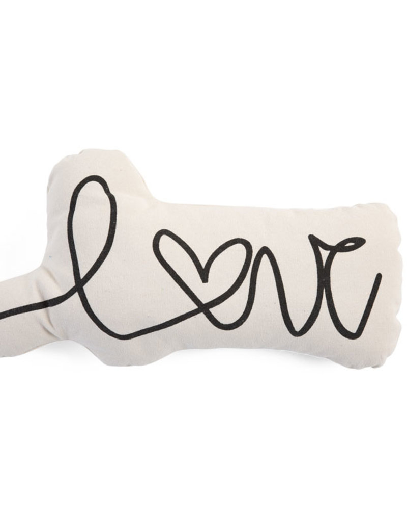 COUSSIN CANVAS LOVE LETTER