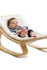 Charlie Crane Baby Rocher White