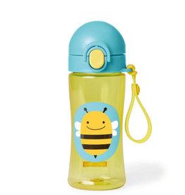 Zoo Lock Top Sport Bottle- Bee