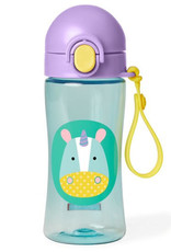 Zoo Lock Top Sport Bottle- Unicorn