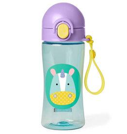 Zoo Lock Top Sport Bottle- Unicorn