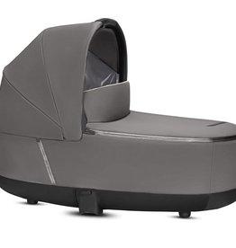 Cybex PRIAM Nacelle de luxe Manhattan Grey | mid grey