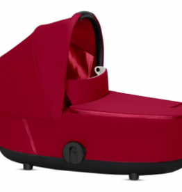 Cybex MIOS Nacelle de luxe True Red | red