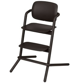 LEMO Chaise haute Infinity Black | black