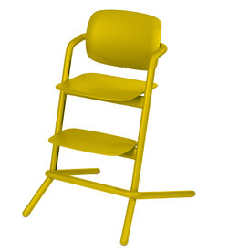 Cybex LEMO Chaise haute bois Canary Yellow | yellow