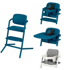 Cybex LEMO Chaise haute bois Twilight Blue | blue